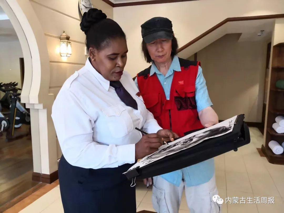 首次首次首次!蒙古版画在非洲引热议!? 第20张 首次首次首次!蒙古版画在非洲引热议!? 蒙古画廊