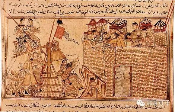 蒙兀尔时代的细密画—蒙古画 第36张 蒙兀尔时代的细密画—蒙古画 蒙古画廊