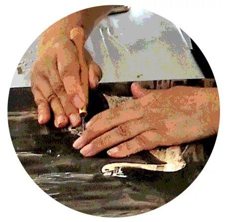科尔沁文化名片 | 蓬勃发展的奈曼版画 第1张 科尔沁文化名片 | 蓬勃发展的奈曼版画 蒙古画廊