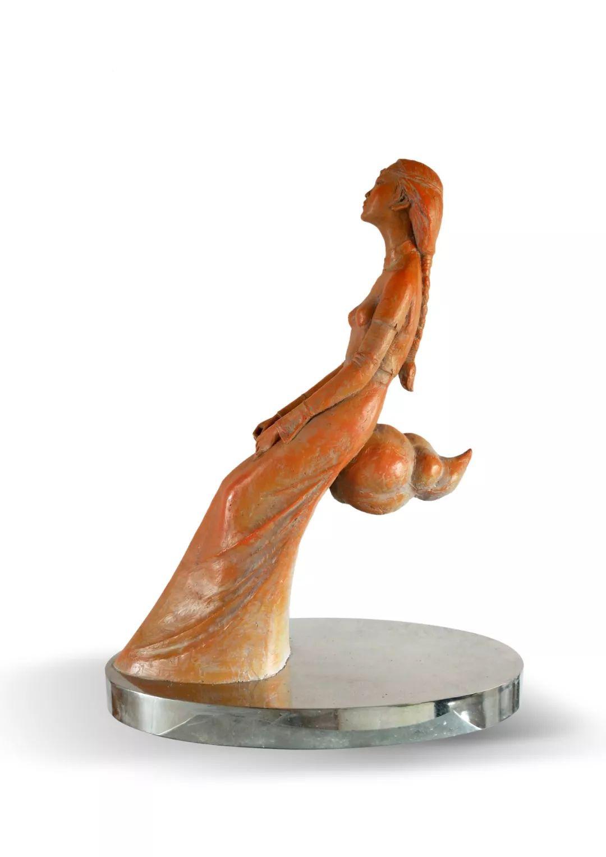 家乡美 | 陈栓柱雕塑作品欣赏 第7张