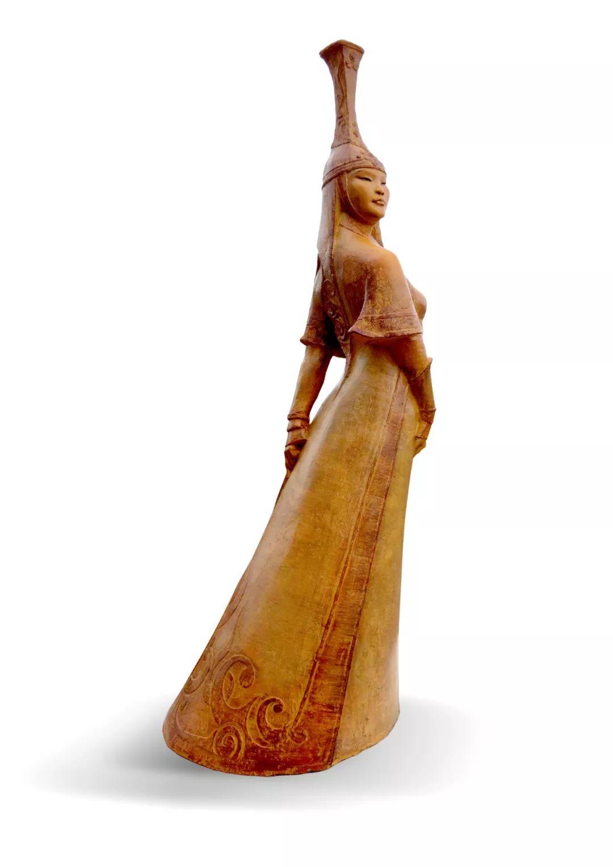 家乡美 | 陈栓柱雕塑作品欣赏 第8张