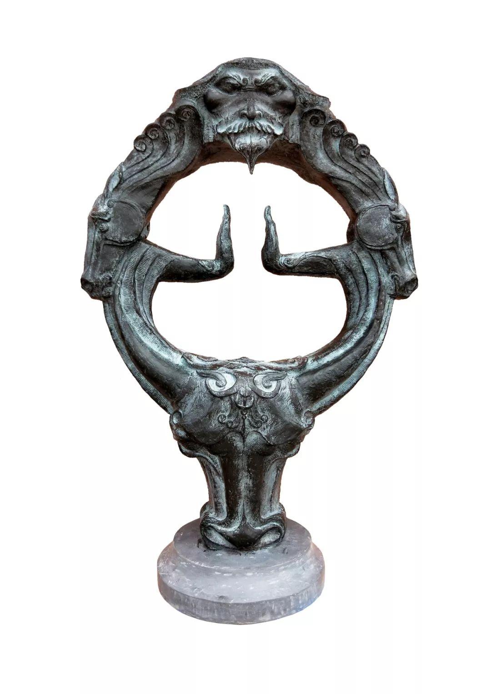 家乡美 | 陈栓柱雕塑作品欣赏 第13张
