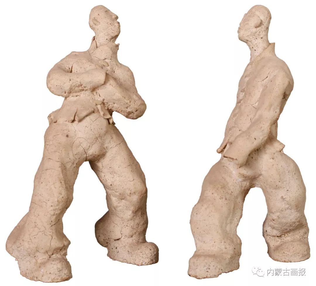 蒙古族雕塑艺术家铁木老师作品欣赏 ... 第8张 蒙古族雕塑艺术家铁木老师作品欣赏 ... 蒙古画廊