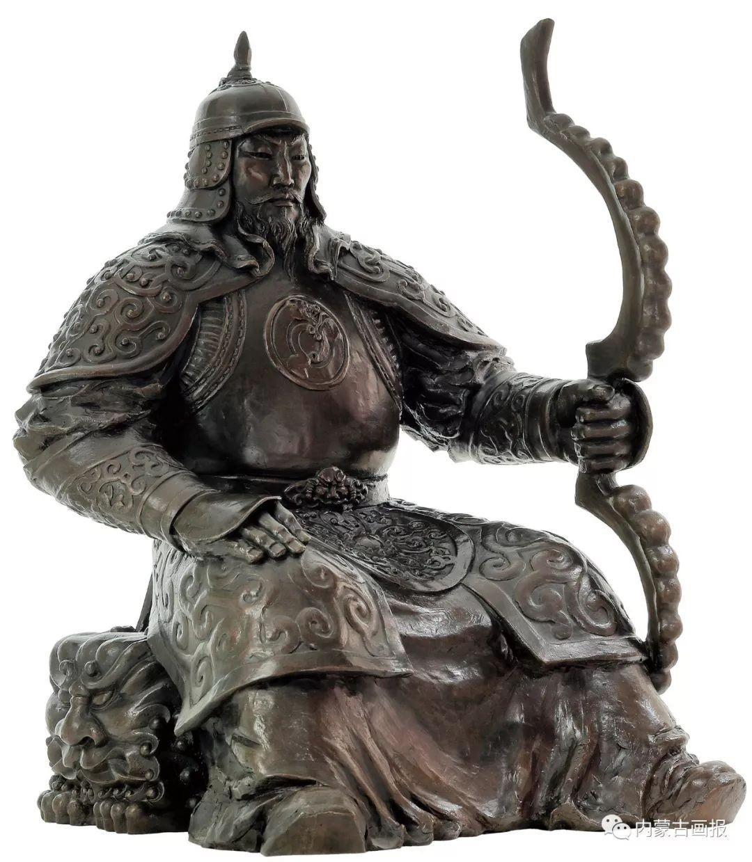 蒙古族雕塑艺术家铁木老师作品欣赏 ... 第12张 蒙古族雕塑艺术家铁木老师作品欣赏 ... 蒙古画廊