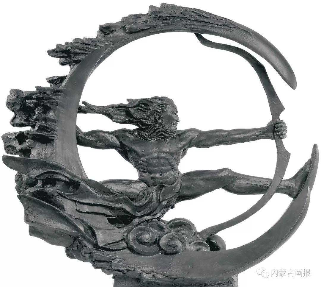 蒙古族雕塑艺术家铁木老师作品欣赏 ... 第13张 蒙古族雕塑艺术家铁木老师作品欣赏 ... 蒙古画廊
