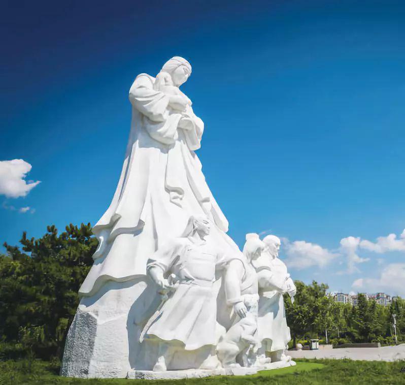 个性!蒙元主题雕塑,彰显呼和浩特别具一格之美 第6张