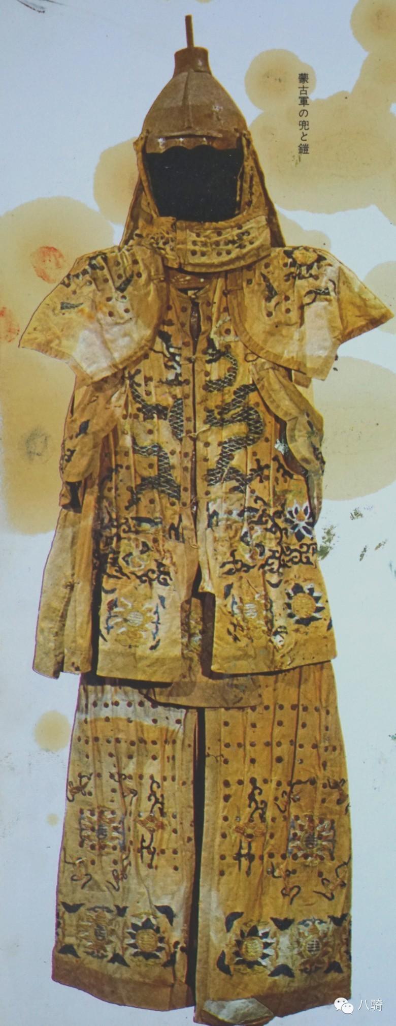 【蒙古文化】冷兵器时代的余温 蒙古铠甲图集 第6张