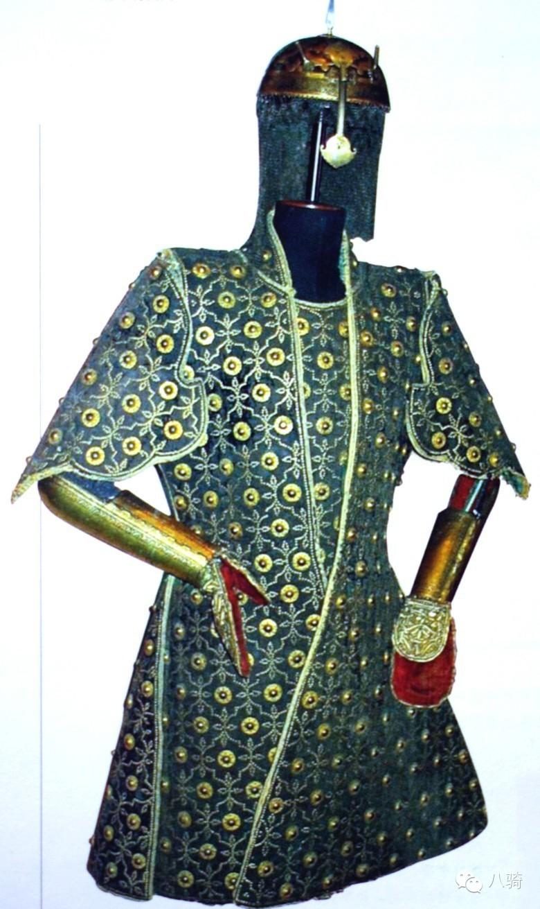 【蒙古文化】冷兵器时代的余温 蒙古铠甲图集 第10张