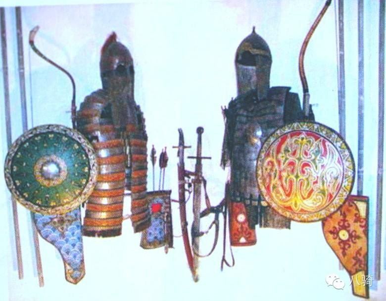 【蒙古文化】冷兵器时代的余温 蒙古铠甲图集 第7张