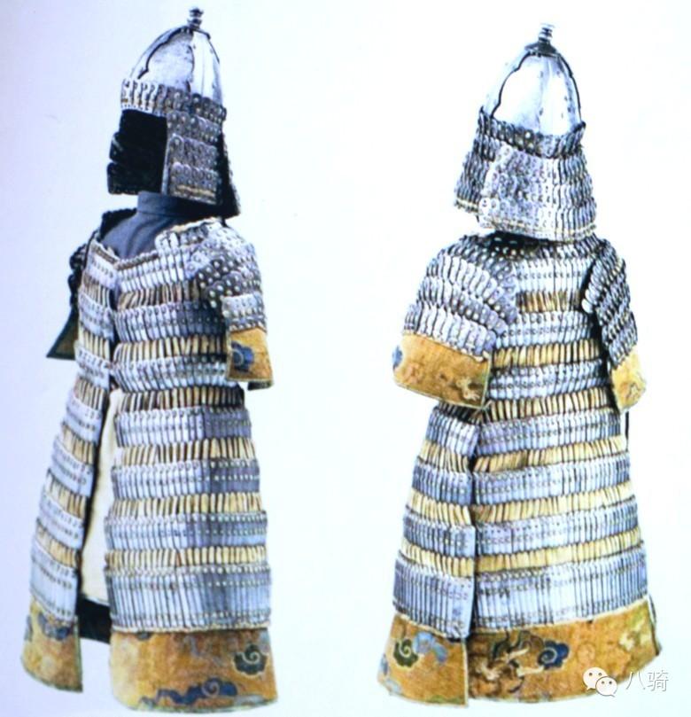 【蒙古文化】冷兵器时代的余温 蒙古铠甲图集 第8张