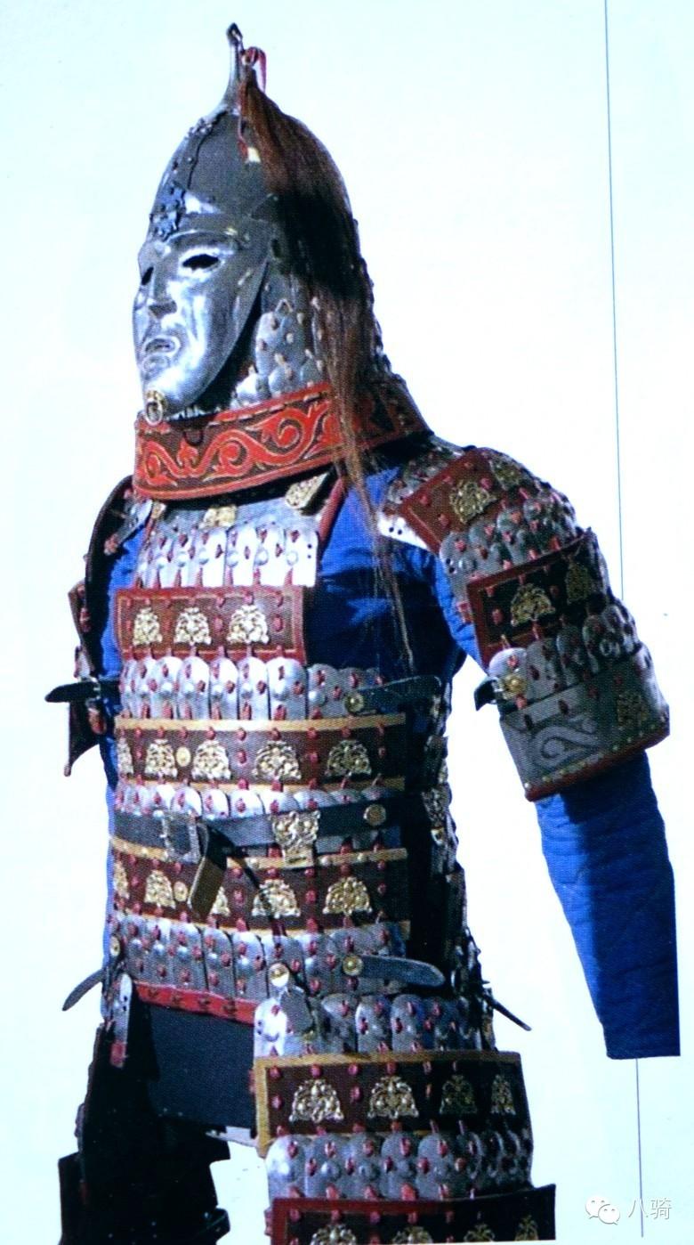 【蒙古文化】冷兵器时代的余温 蒙古铠甲图集 第13张