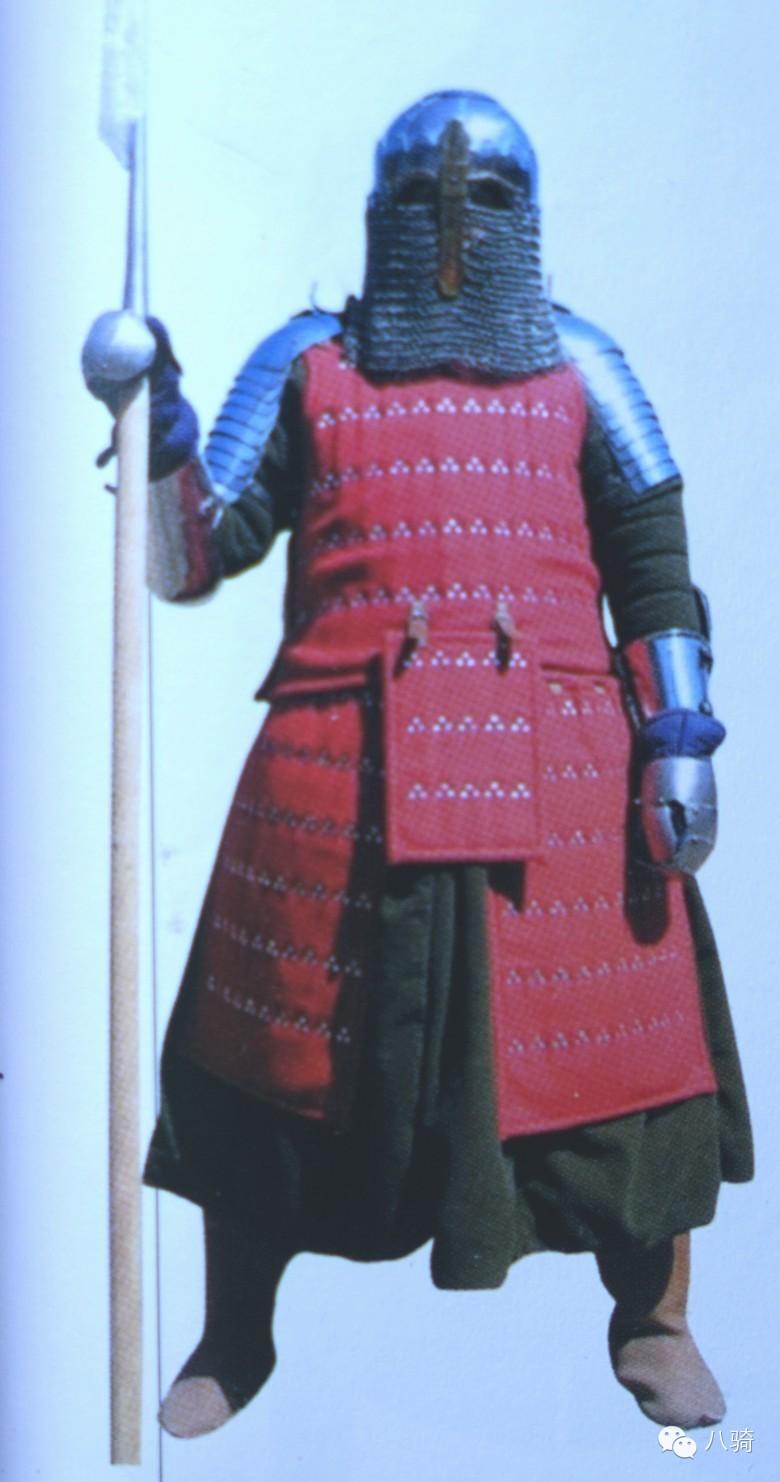 【蒙古文化】冷兵器时代的余温 蒙古铠甲图集 第12张