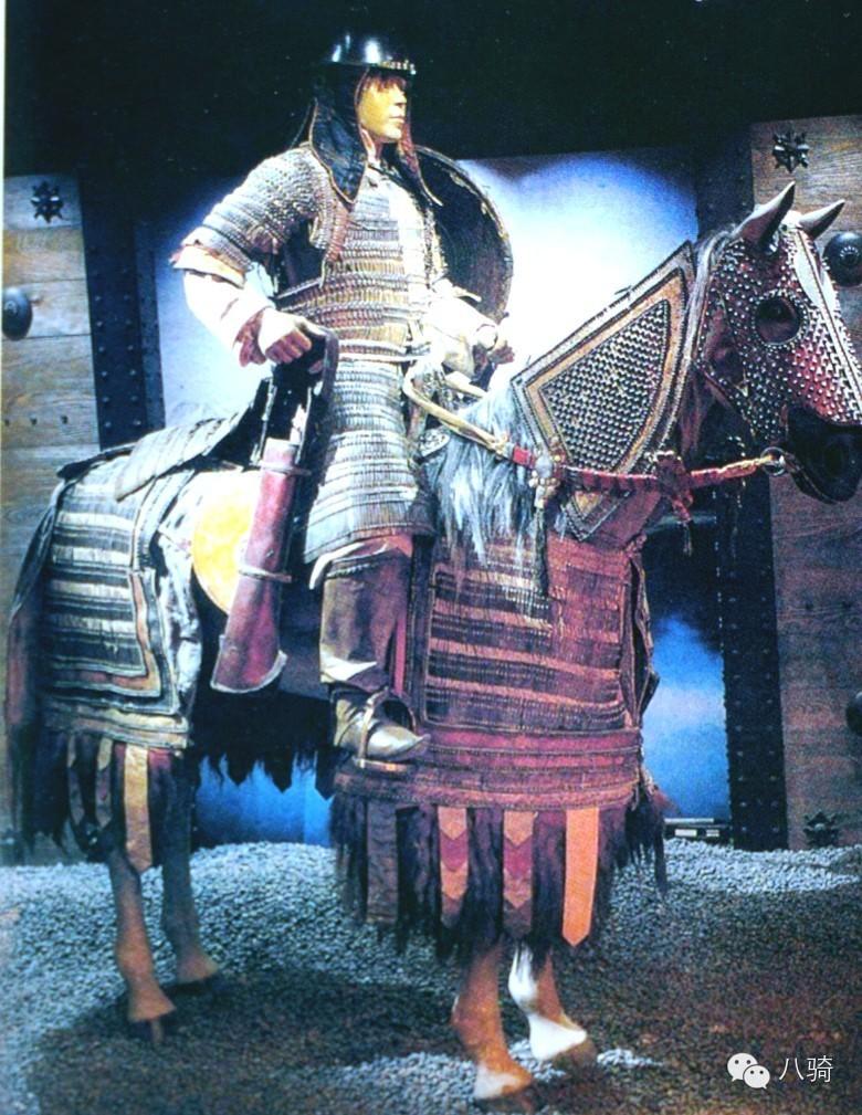 【蒙古文化】冷兵器时代的余温 蒙古铠甲图集 第17张
