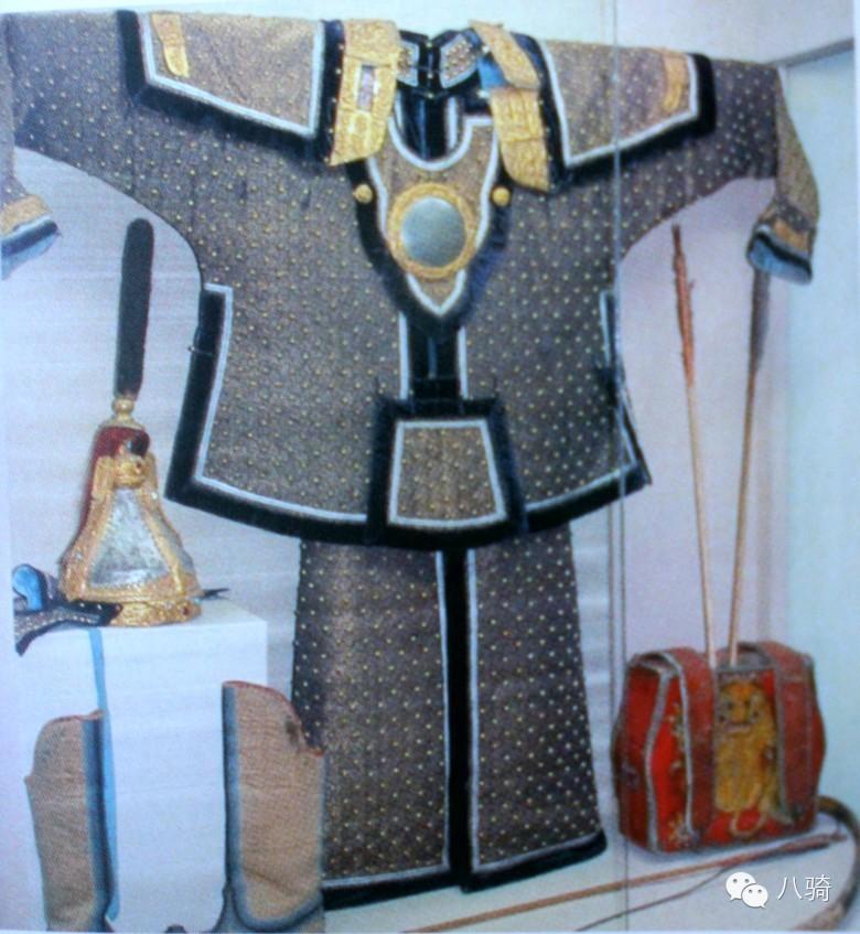 【蒙古文化】冷兵器时代的余温 蒙古铠甲图集 第31张