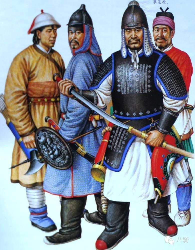 【蒙古文化】冷兵器时代的余温 蒙古铠甲图集 第37张