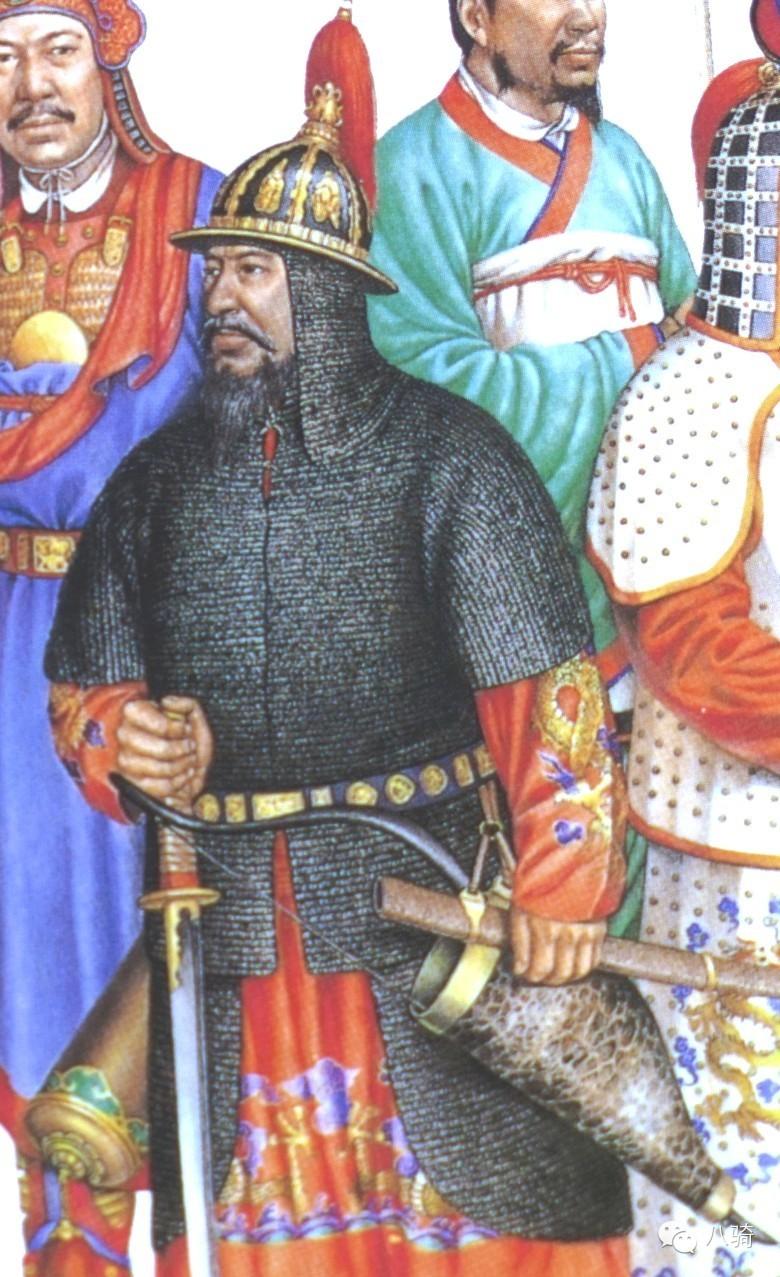 【蒙古文化】冷兵器时代的余温 蒙古铠甲图集 第38张