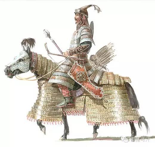 冷兵器时代的蒙古重骑兵与轻骑兵 第2张