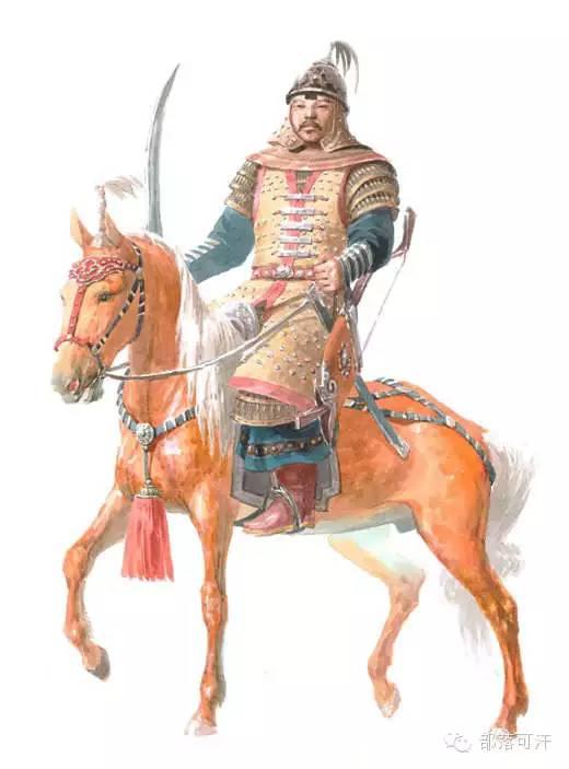 冷兵器时代的蒙古重骑兵与轻骑兵 第7张