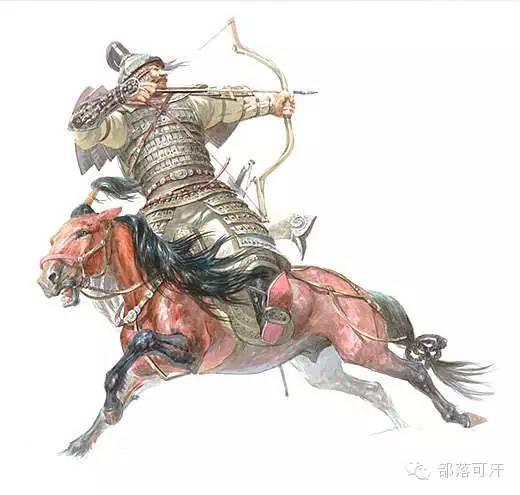 冷兵器时代的蒙古重骑兵与轻骑兵 第5张