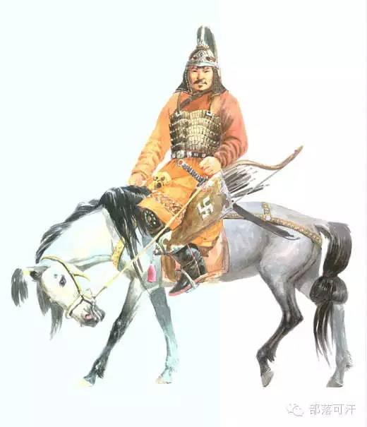 冷兵器时代的蒙古重骑兵与轻骑兵 第4张