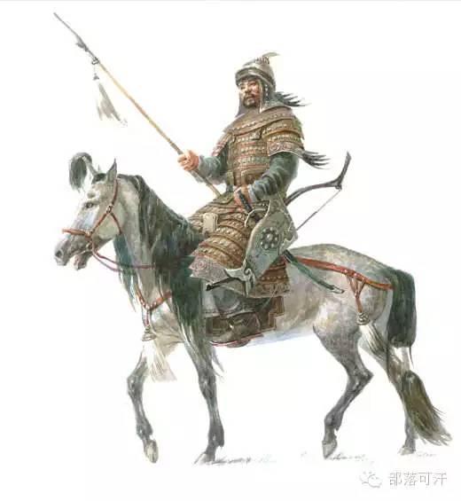 冷兵器时代的蒙古重骑兵与轻骑兵 第3张