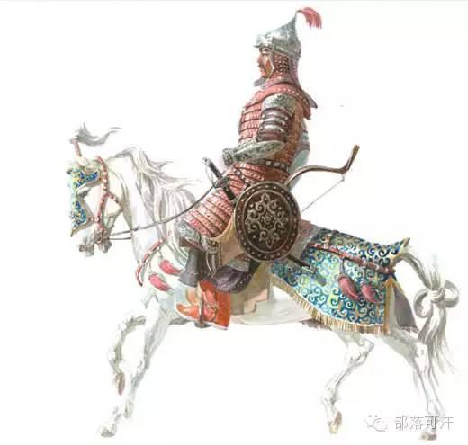 冷兵器时代的蒙古重骑兵与轻骑兵 第6张
