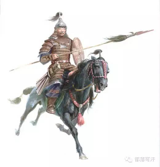 冷兵器时代的蒙古重骑兵与轻骑兵 第10张