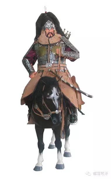 冷兵器时代的蒙古重骑兵与轻骑兵 第12张