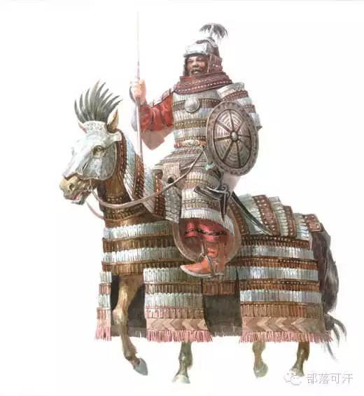 冷兵器时代的蒙古重骑兵与轻骑兵 第11张