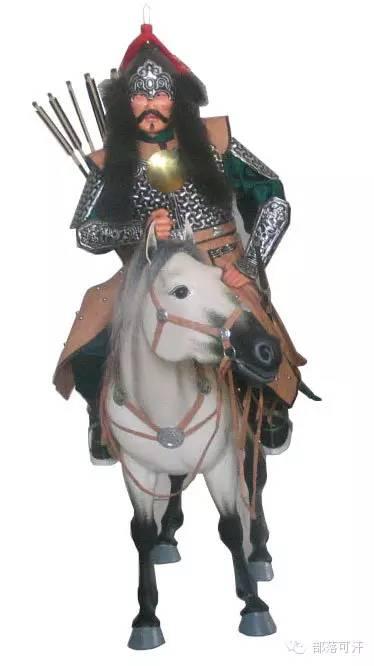 冷兵器时代的蒙古重骑兵与轻骑兵 第13张