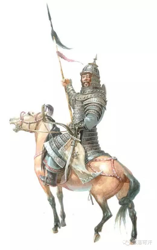 冷兵器时代的蒙古重骑兵与轻骑兵 第14张