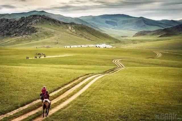 让人叹为观止的蒙古风景... 第1张