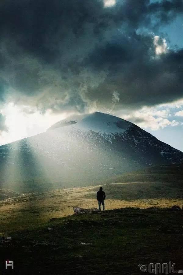 让人叹为观止的蒙古风景... 第2张