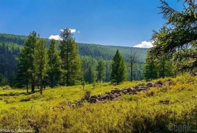 让人叹为观止的蒙古风景... 第27张