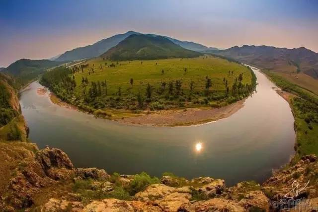 让人叹为观止的蒙古风景... 第33张