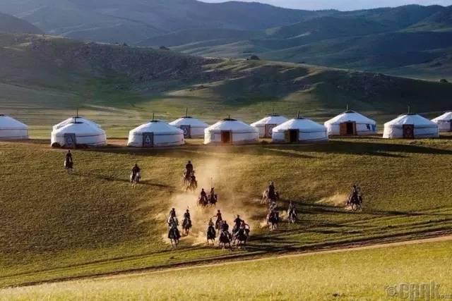 让人叹为观止的蒙古风景... 第34张