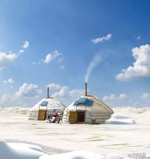 让人叹为观止的蒙古风景... 第46张