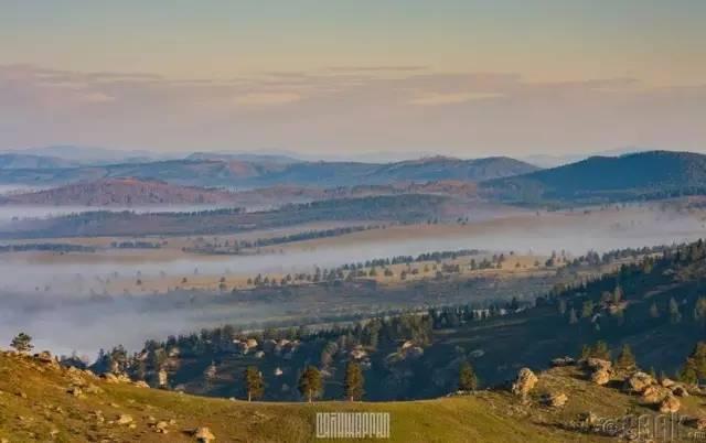 让人叹为观止的蒙古风景... 第48张