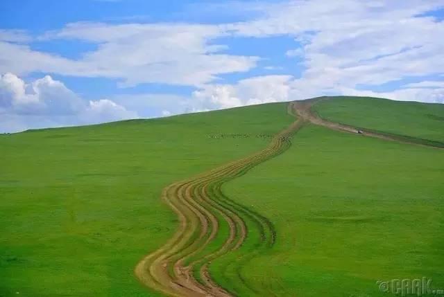 让人叹为观止的蒙古风景... 第49张