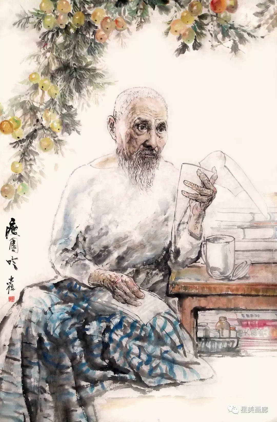 内蒙古画家--彭志信 第47张 内蒙古画家--彭志信 蒙古画廊