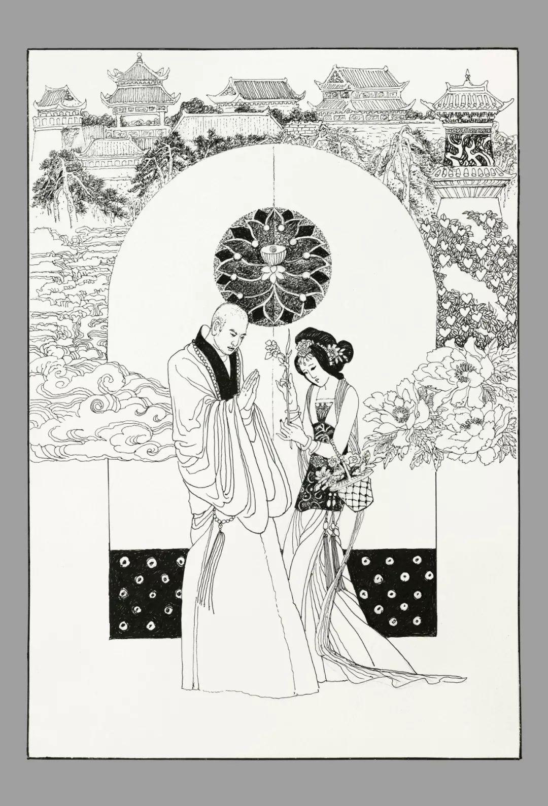 内蒙古画家--彭志信 第67张 内蒙古画家--彭志信 蒙古画廊