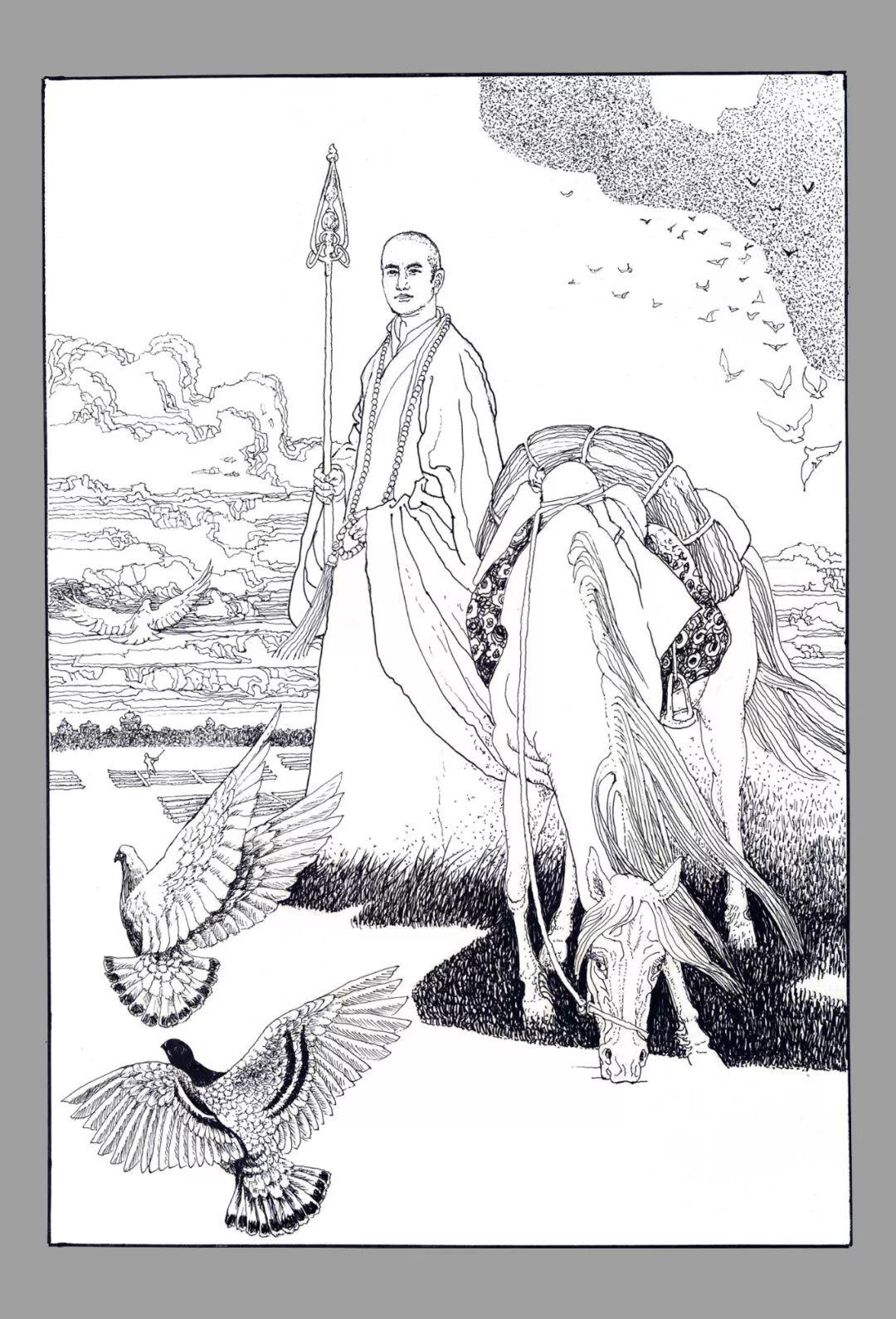 内蒙古画家--彭志信 第68张 内蒙古画家--彭志信 蒙古画廊