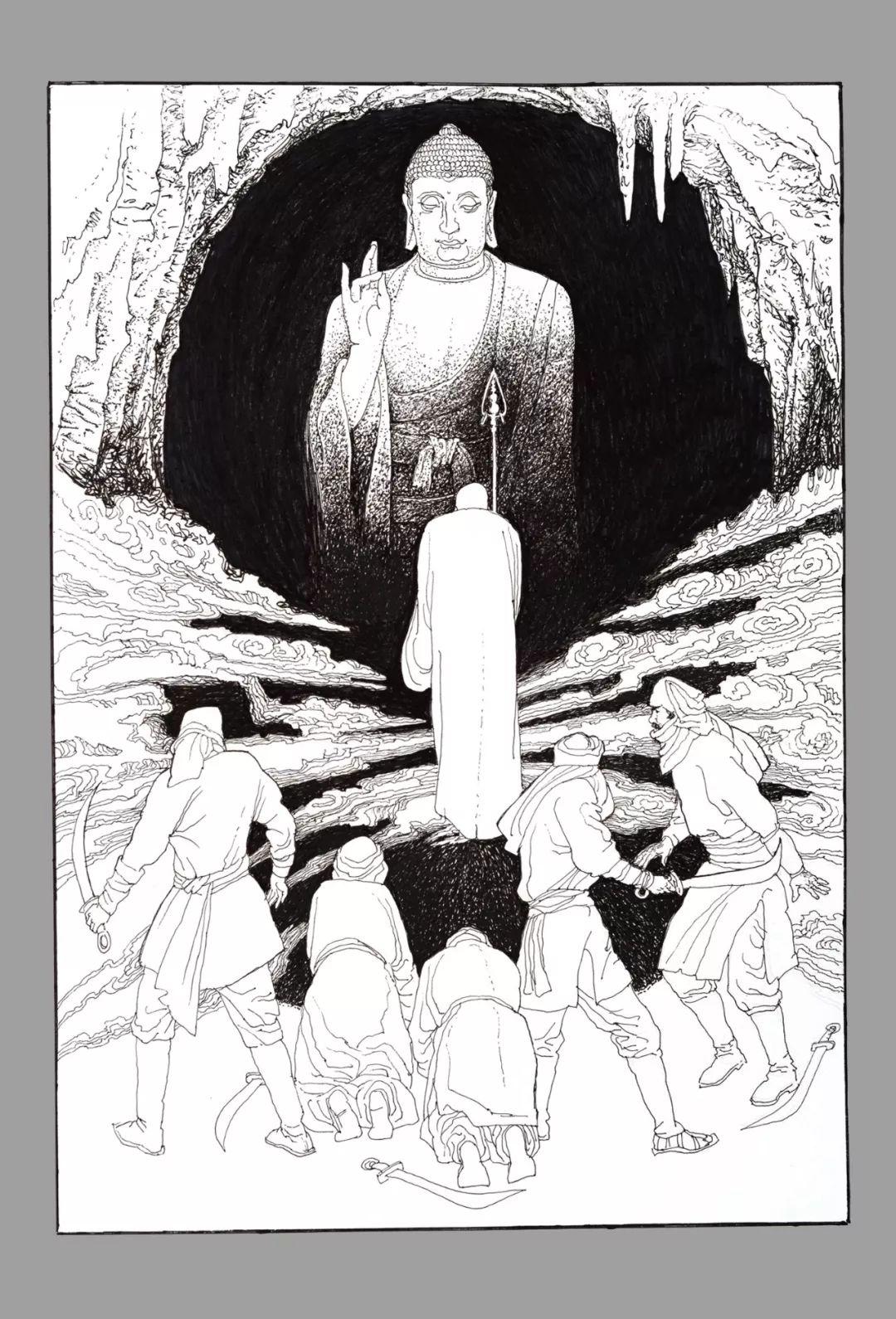 内蒙古画家--彭志信 第70张 内蒙古画家--彭志信 蒙古画廊