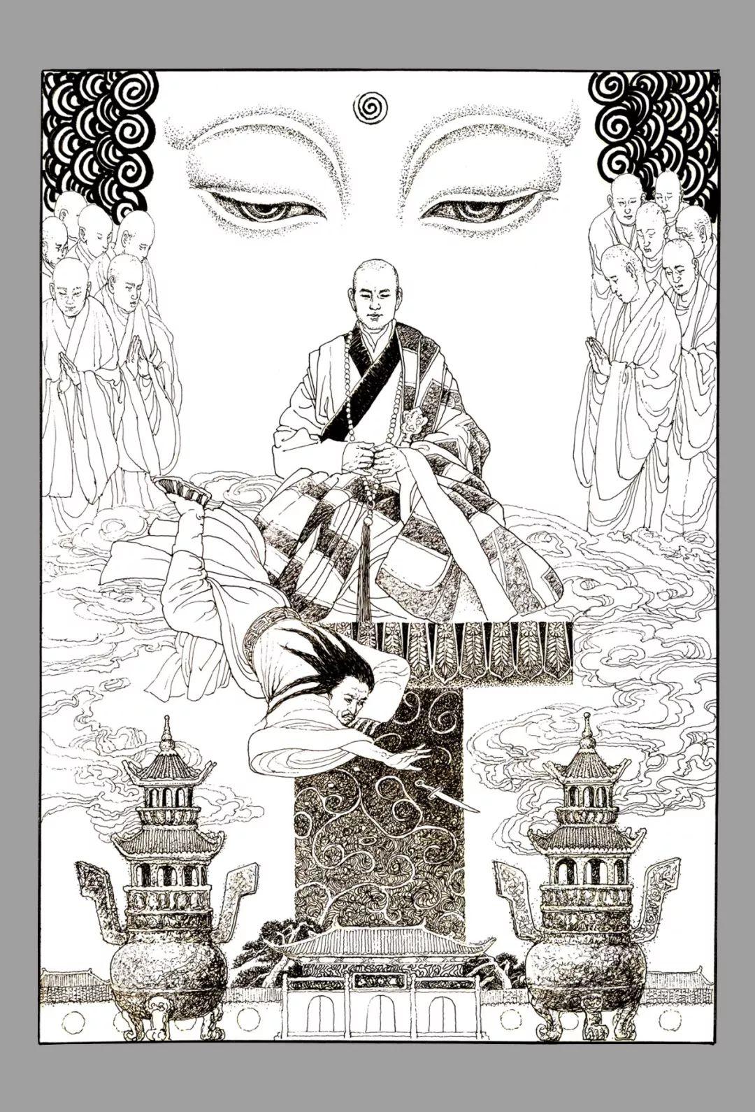 内蒙古画家--彭志信 第71张 内蒙古画家--彭志信 蒙古画廊