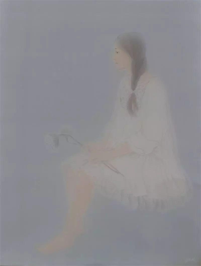 格日勒其其格的艺术作品欣赏 第16张