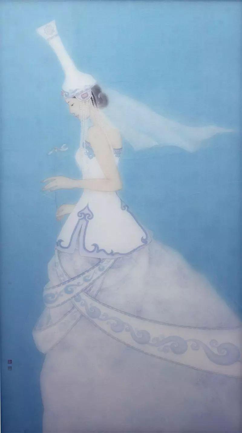 格日勒其其格的艺术作品欣赏 第15张