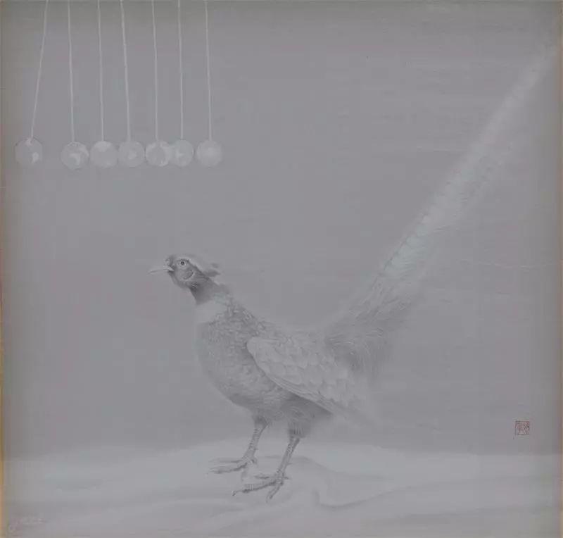 格日勒其其格的艺术作品欣赏 第18张