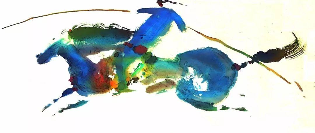 我的画·画马 第22张