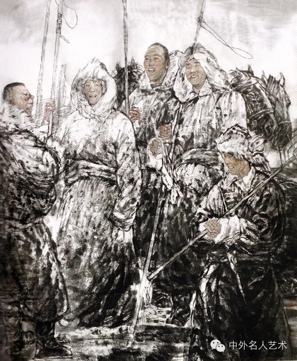 中外名人艺术 ▕  当代著名国画家▕ 鲍凤林 第16张
