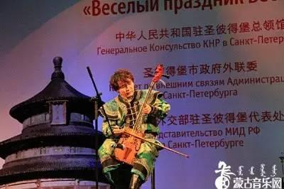 蒙古族青年马头琴演奏家嘎拉新作《雅韵》、《万马奔腾》 第1张